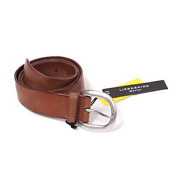 Liebeskind Leather Goods Liebeskind Berlin Nature Belt,Stone ( Brown )