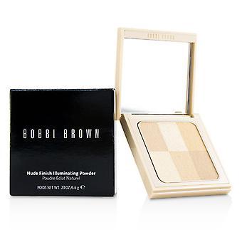 Bobbi Brown Nude Finish Illuminating Powder - # Nude - 6.6g/0.23oz