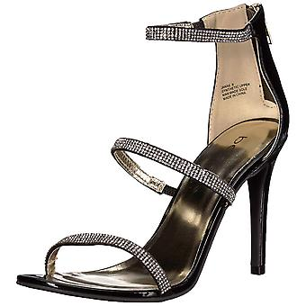 Bebe Womens Janae Open Toe Special Occasion Strappy Sandals