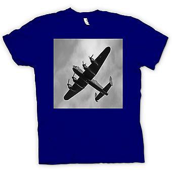 Kinder T-shirt-Lancaster Bomber WK2