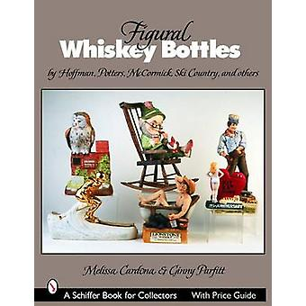 Figural Whiskey Bottles - By Hoffman - Lionstone - Mccormick - Ski Cou