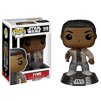 Star Wars Finn Episode VII voima herää Pop! Vinyyli