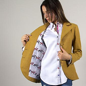 CLAUDIO LUGLI Arizona Wool Ladies Jacket