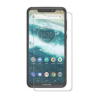 Motorola G7 Play Screenprotector - karkaistu lasi 9H