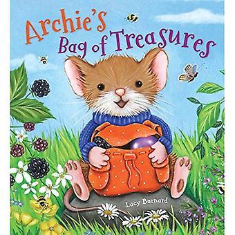 Heure du conte: Sac Archie de trésors (heure du conte)