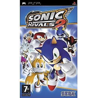 Sonic Rivals 2 (PSP) - Als nieuw