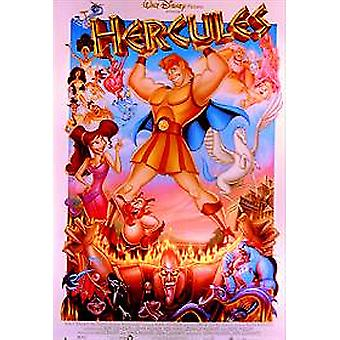 Hercules (Single Sided Reprint) Reprint Poster