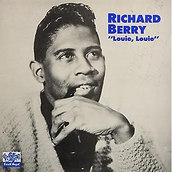 Richard Berry - Louie Louie [Vinyl] USA import