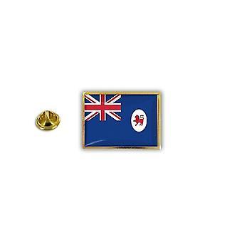 Pine PineS PIN rinta nappi PIN-apos; s Metal Epoxy Flag Australia Tasmania