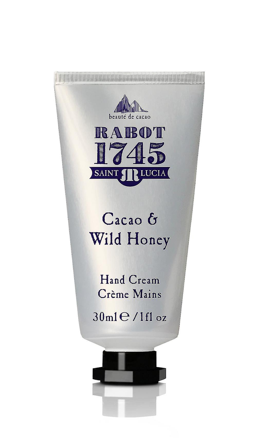 Cacao & wild honey hand cream 30ml