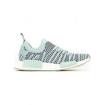 Adidas - Shoes - Sneakers - CQ2031_NMD-R1_STLT_LIGHTGREEN - Women - lightblue,navy - 6.0