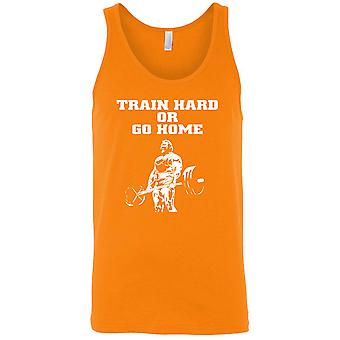 Men's Train Hard or Go Home Tank Top