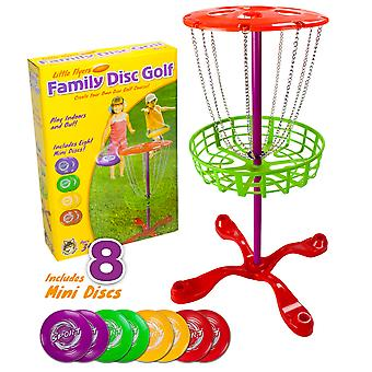 Family Disc Golf