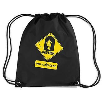 Black backpack fun2315 the muestra walking dead depot