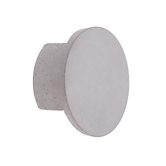 LED UpDown wall lamp magni Fiarel II 6 W 156x156mm grey concrete can be overcoatted
