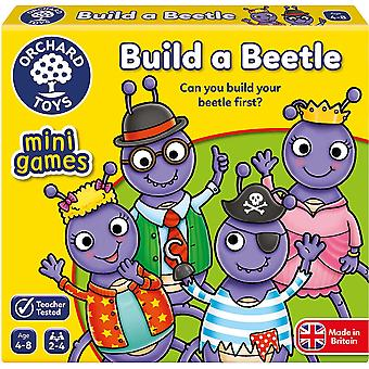 Orchard Toys Mini Game Build A Beetle