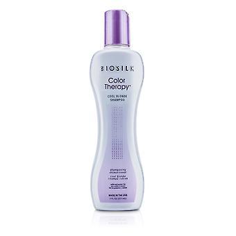 BioSilk Color Therapy Cool Blonde Shampoo 207ml/7oz