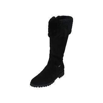 Högl 4-112822 Women's Boots Black Lace-Up Boots Winter