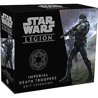 Star Wars legioen keizerlijke dood Troopers eenheid expansie voorbord spel