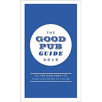Good Pub Guide 2019 by Fiona Stapley