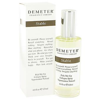 Demeter by Demeter Stable Cologne Spray 4 oz / 120 ml (Women)