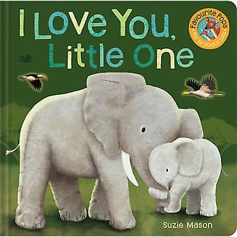 أحبك الصغير واحد من قبل سوزي ميسون