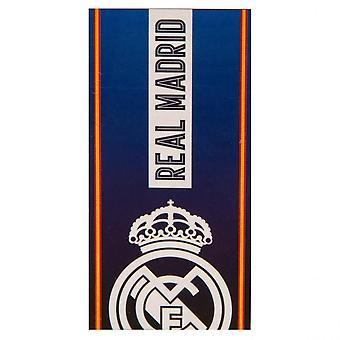 Real Madrid CF stripe håndkle