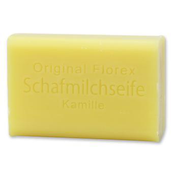 Savon de lait de brebis Florex - camomille - savon nourrissant à la lanolin pour mains souples 100 g