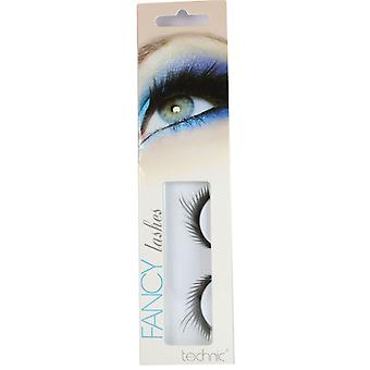 Technic Fancy Strip Lashes with Adhesive B10