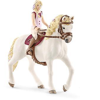Schleich 42515 Sofia & Blossom Club Horse Figurine