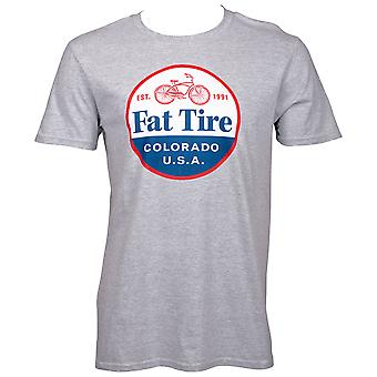 New Belgium Brewing Fat Tire T-Shirt