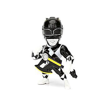 """Power Rangers Black Ranger 4"""" Metals"""