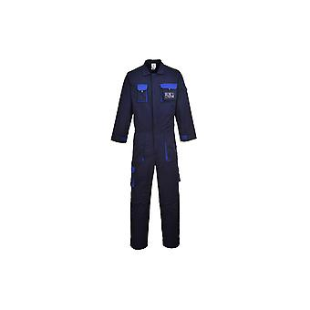 Portwest texo contrast workwear coverall tx15