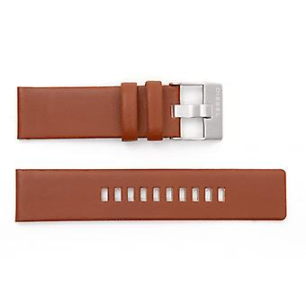 Authentic diesel leather watch strap for dz1513