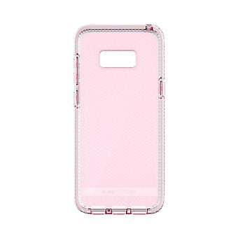 Tech21 Evo Check Case for Samsung Galaxy S8 Plus - Rose Tint/White