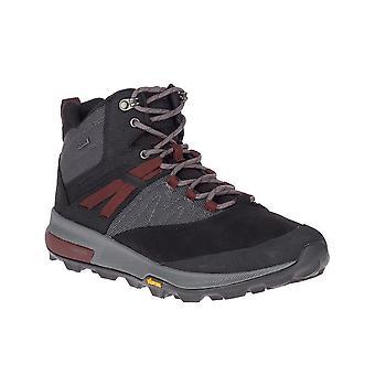 Merrell Zion Mid Gtx J16893 trekking przez cały rok męskie buty