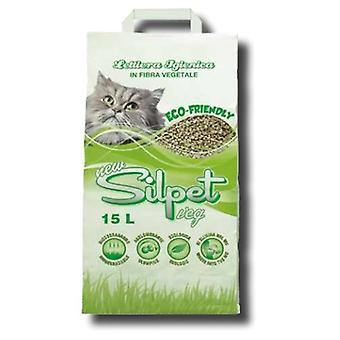 Silpet Lecho para Gatos aglomerante (gatos, aseo personal y bienestar, gatos)