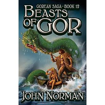 Beasts of Gor by Norman & John