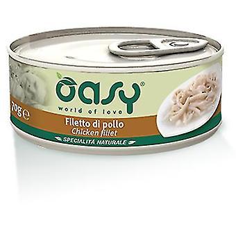 Oasy Tin of Chicken (Cats , Cat Food , Wet Food)
