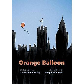 Orange Balloon by Priestley & Samantha