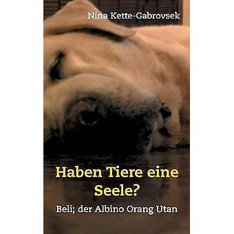 Haben Tiere eine SeeleBeli der Albino Orang Utan by KetteGabrovsek & Nina