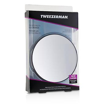 Tweezer mate 12 x magnification personal mirror 49161 -