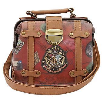 हैरी पॉटर हॉगवर्ट्स ट्रंक डॉक्टर शोल्डर बैग
