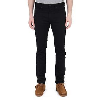 BOSS Delaware fantom svart Slim Fit Jeans