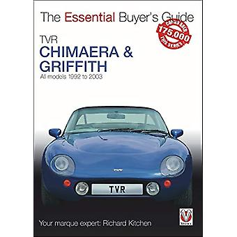 TVR Chimaera and Griffith by Richard Kitchen - 9781787115187 Book