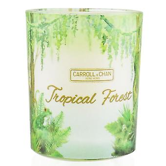 Carroll & Chan 100% Beeswax Votive Candle - Tropical Forest 65g/2.3oz