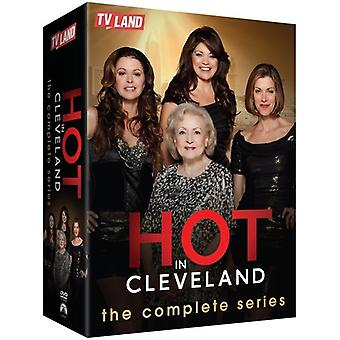 Hot in Cleveland: The Complete Series [DVD] USA import
