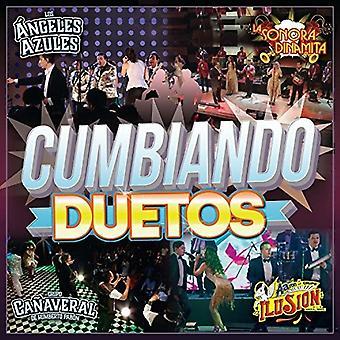 Various Artist - Cumbiando Duetos [CD] USA import
