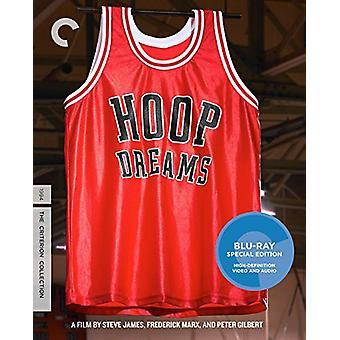 Kriterium Ansammlung: Hoop Dreams [BLU-RAY] USA importieren