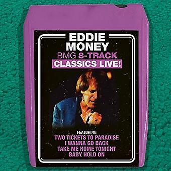 Eddie Money - Bmg 8-Track Classics Live [CD] USA import